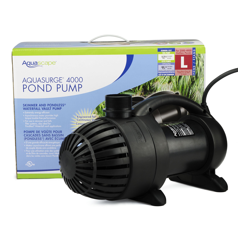 Aquascape Products: Pond Supplies-Aquascape Products-Live Pond Fish-Aquatic Plants