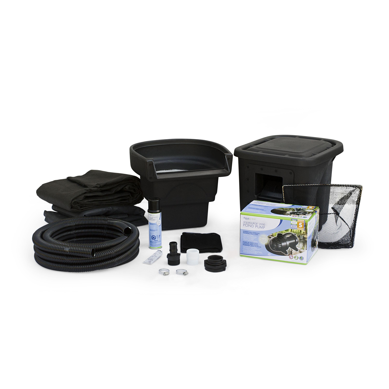 Pond supplies aquascape products live pond fish aquatic plants for Pond accessories