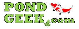 PondGeek.com Logo